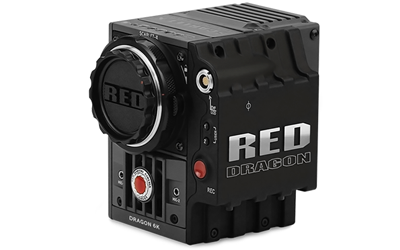 Red Scarlet Dragon
